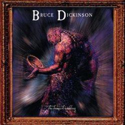 BRUCE DICKINSON - Chemical Wedding / limitált színes vinyl bakelit / 2xLP