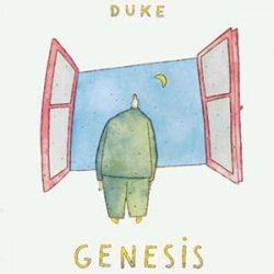 GENESIS - Duke / limitált clear vinyl bakelit / LP