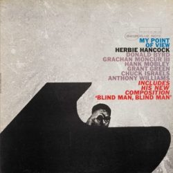 HERBIE HANCOCK - My Point Of View / tone poet series  vinyl bakelit / LP