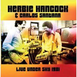 HERBIE HANCOCK, SANTANA - Live Under The Sky 1981 / vinyl bakelit / 2xLP