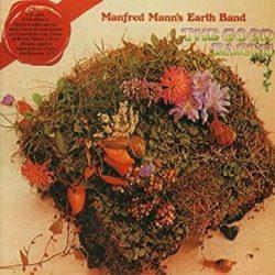 MANFRED MANN'S EARTH BAND  - Good Earth / vinyl bakelit / LP