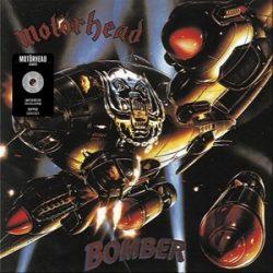 MOTORHEAD - Bomber / limitált színes vinyl bakelit / LP