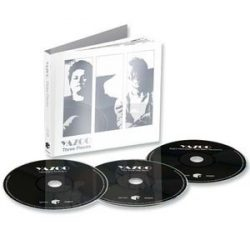 YAZOO - Three Pieces / 3cd / CD