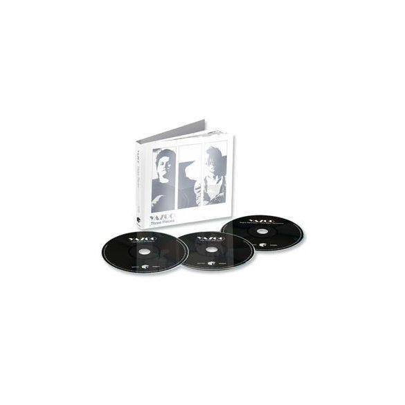 YAZOO - Three Pieces / 3cd / CD