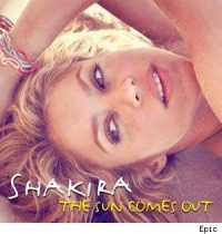 SHAKIRA - The Sun Comes Out CD
