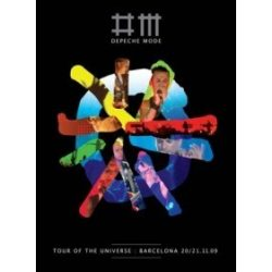 DEPECHE MODE - Tour Of The Universe /2dvd+2cd/ DVD
