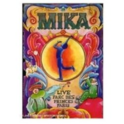 MIKA - Live Parc Des Princess Paris DVD