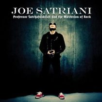 JOE SATRIANI - Professor Satchafunkilus And The Musterion Of Rock CD