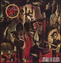 SLAYER - Reign In Blood / vinyl bakelit / LP