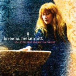 LOREENA MCKENNITT - The Wind That Shakes The Barley CD