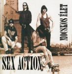 SEX ACTION - Mocskos Élet CD
