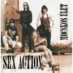 SEX ACTION - Mocskos Élet CD