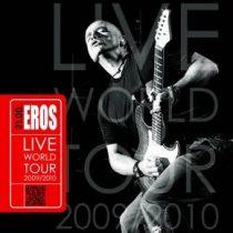 EROS RAMAZZOTTI - Live World Tour 2009/2010 / 2cd / CD