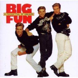 BIG FUN - Pocketfull of Dreams /+bonus tracks/ CD