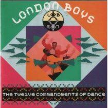 LONDON BOYS - Twelve Commandments /+bonus tracks/ CD