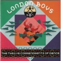 LONDON BOYS - Twelve Commandments /+bonus tracks/ CD
