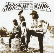 APHRODITES CHILD - It's Five Clock /+bonus tracks/ CD