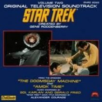 FILMZENE - Star Trek The Doomsday Machine & Amok Time CD