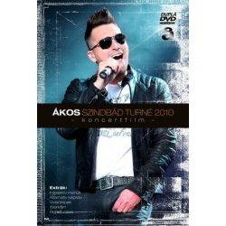 ÁKOS - Szindbád Turné 2010 DVD