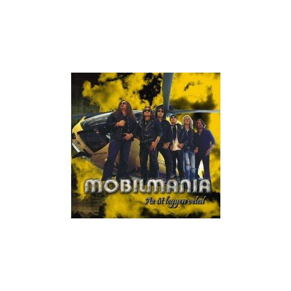 MOBILMÁNIA - Az Út Legyen Veled CD