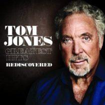 TOM JONES - Greatest Hits Rediscovered / 2cd / CD