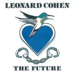 LEONARD COHEN - Future / vinyl bakelit / LP