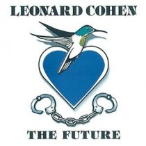 LEONARD COHEN - The Future / vinyl bakelit / LP