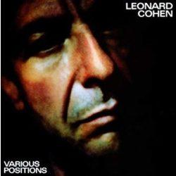 LEONARD COHEN - Various Positions / vinyl bakelit / LP