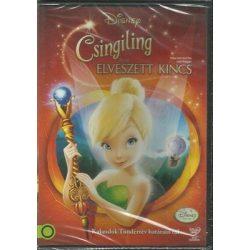 MESEFILM - Csingiling Az elveszett Kincs DVD