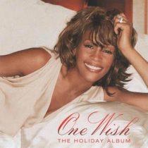 WHITNEY HOUSTON - One Wish The Holyday Album CD