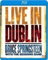BRUCE SPRINGSTEEN - Live In Dublin /blu-ray/ BRD