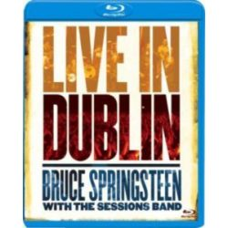 BRUCE SPRINGSTEEN - Live In Dublin /blu-ray/ BRD