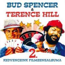 FILMZENE - Kedvenceink Bud Spencer és Terence Hill vol.2 CD