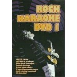 MAGYAR KARAOKE - Rock Karaoke 1. DVD