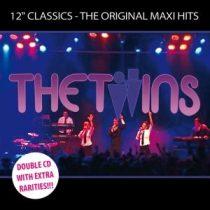 """TWINS - 12"""" Classics The Original Maxi Hits / 2cd / CD"""