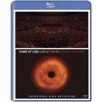 KINGS OF LEON - Live At The O2 / blu-ray / BRD