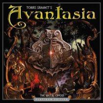 AVANTASIA - Metal Opera Pt 1 / limitált clear vinyl bakelit / LP