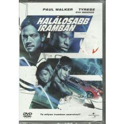 FILM - Halálosabb Iramban DVD