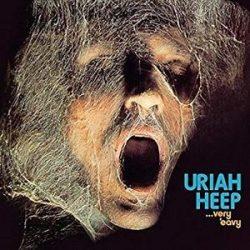 URIAH HEEP - Very 'Eavy…Very 'Umble / vinyl bakelit / LP