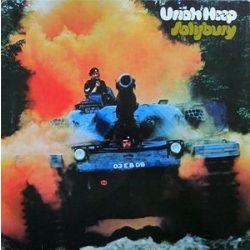 URIAH HEEP - Salysbury / vinyl bakelit / LP