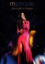 M PEOPLE - One Night In Heaven DVD