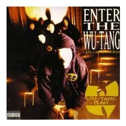 WU-TANG CLAN - Enter The Wu-Tang CD
