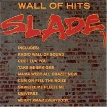 SLADE - Wall Of Hits CD