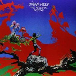 URIAH HEEP - Magician's Birthday / vinyl bakelit / LP