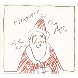 ERIC CLAPTON - Happy Xmas CD