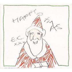 ERIC CLAPTON - Happy Xmas CD