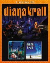DIANA KRALL - 2in1 Live In Paris + Live In Rio / blu-ray box / BRD