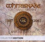 WHITESNAKE - 1987 20th Anniversary /cd+dvd/ CD