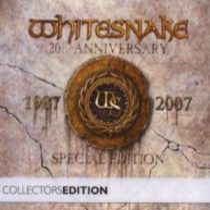 WHITESNAKE - 1987 20th Anniversary /cd+dvd/ CD