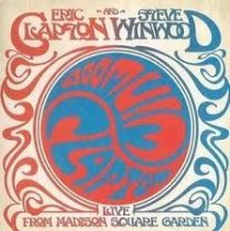 ERIC CLAPTON & STEVIE WINWOOD - Live From Madison Square Garden / 2cd / CD